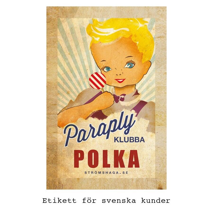 Umbrella Lollipop Polka