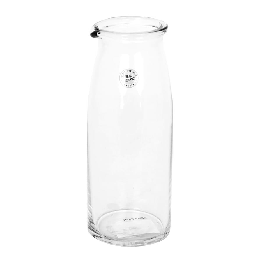 Glass Bottle w. Spout