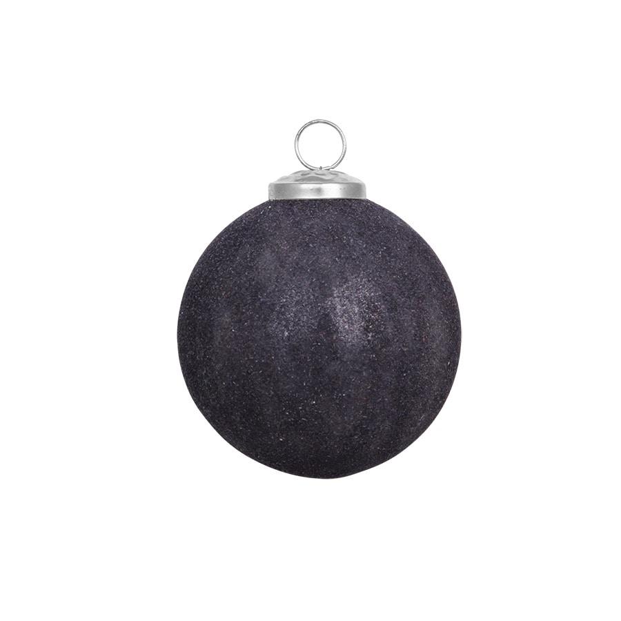 Christmas Ornament Plain Blue