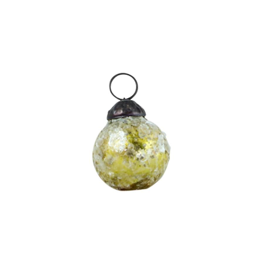 Christmas Ball Ornament Judit Gold Small