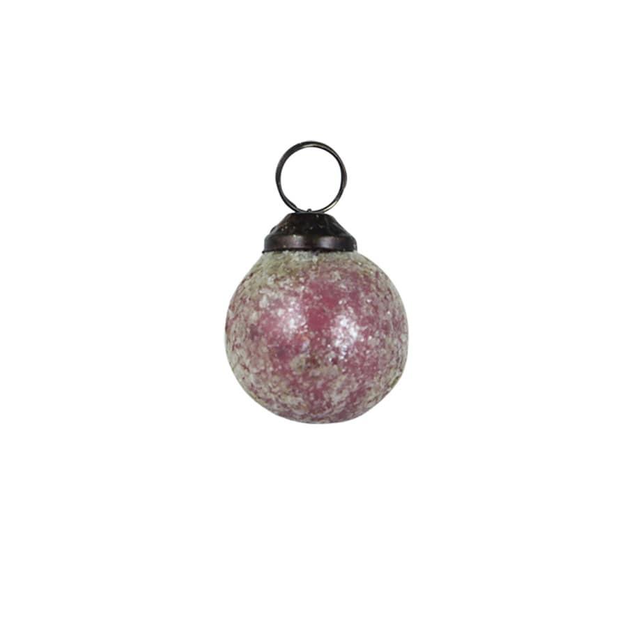 Christmas Ball Ornament Judit Pink Small