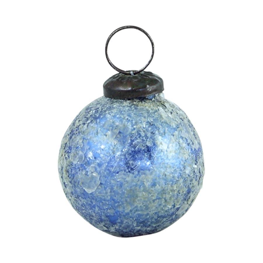 Christmas Ball Ornament Judit Blue Large