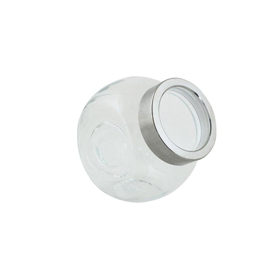 Glass Jar Ivar Small