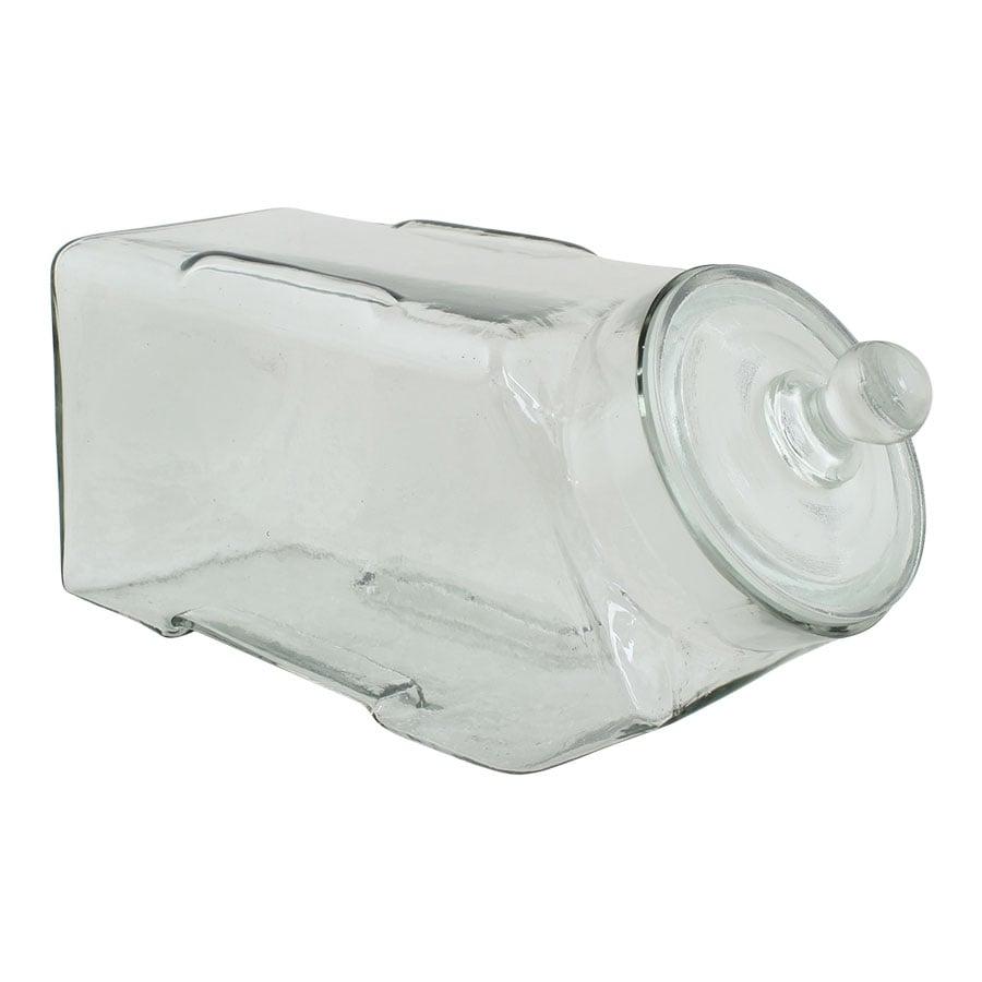Glass Jar w. Lid
