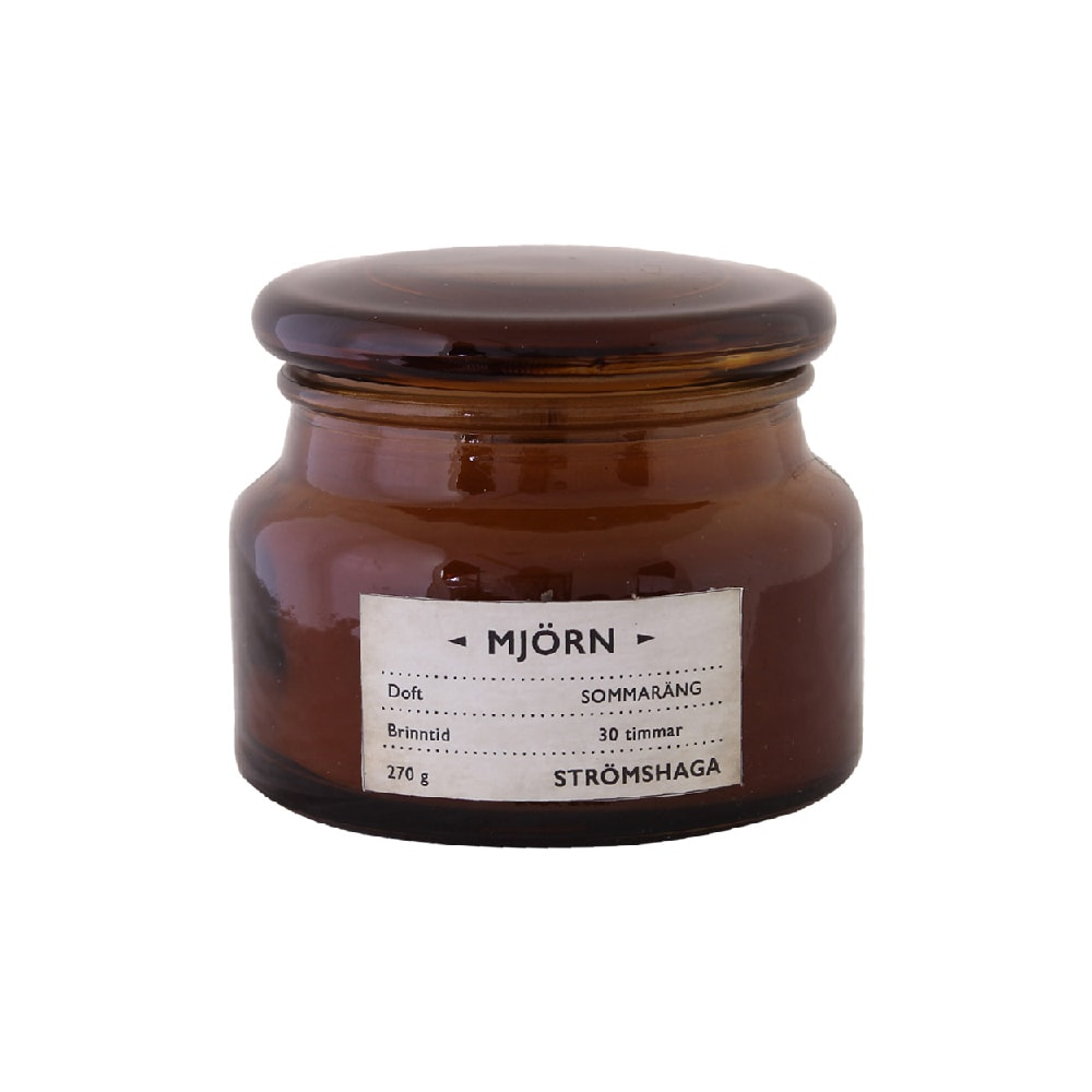 Scented Candle Mjörn Summer Meadow 270g