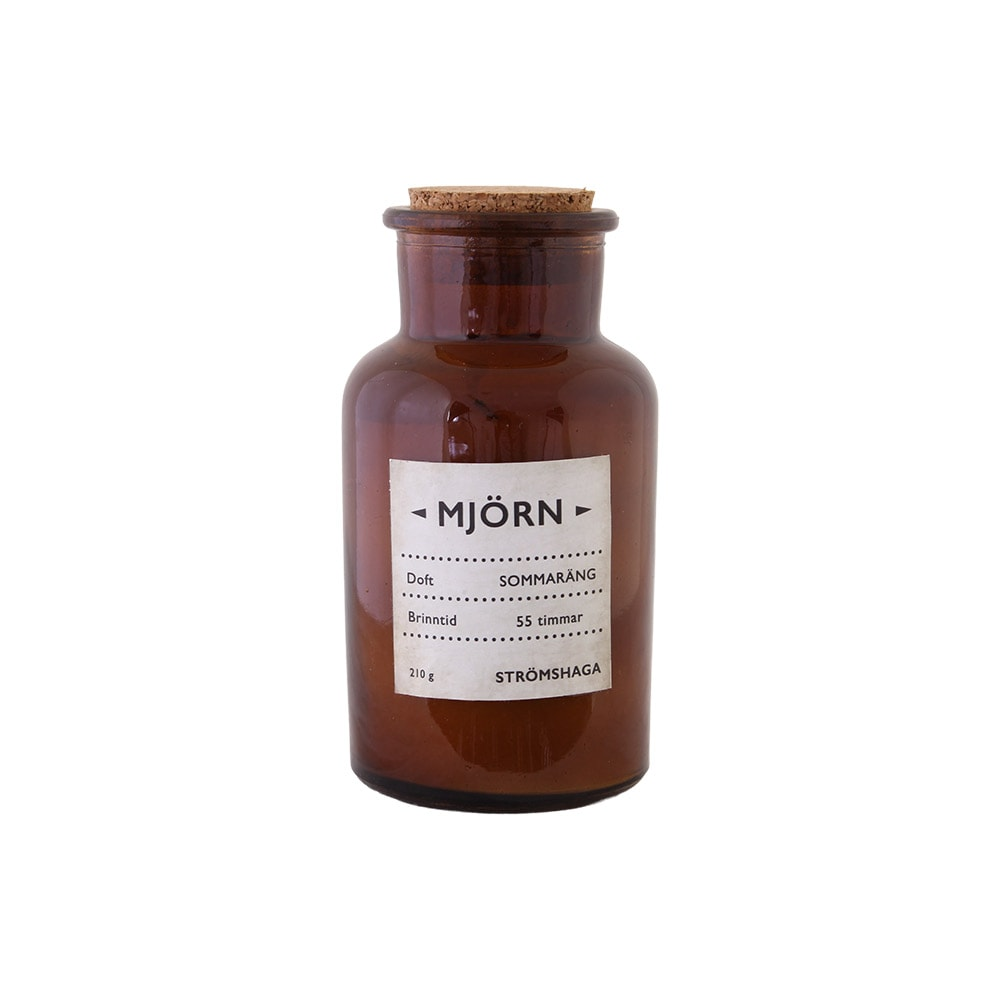 Scented Candle Mjörn Summer Meadow 210g