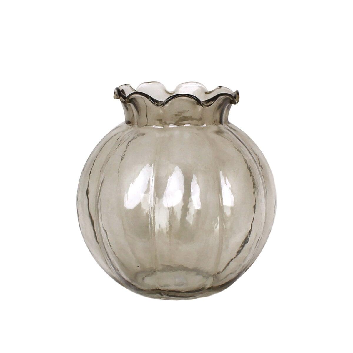 Vase Linnéa Grey
