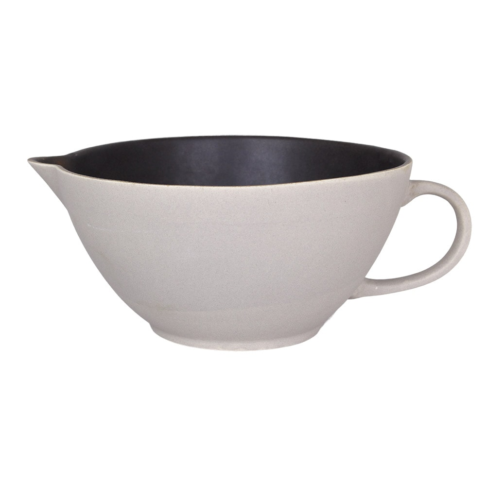 Bowl w. Spout and Handle Einar Brown Large