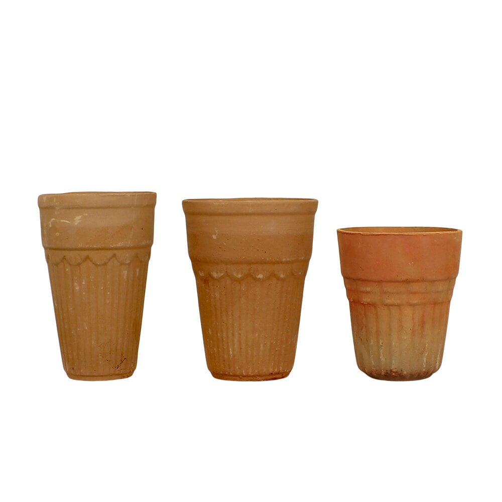 Small Clay Pot Large