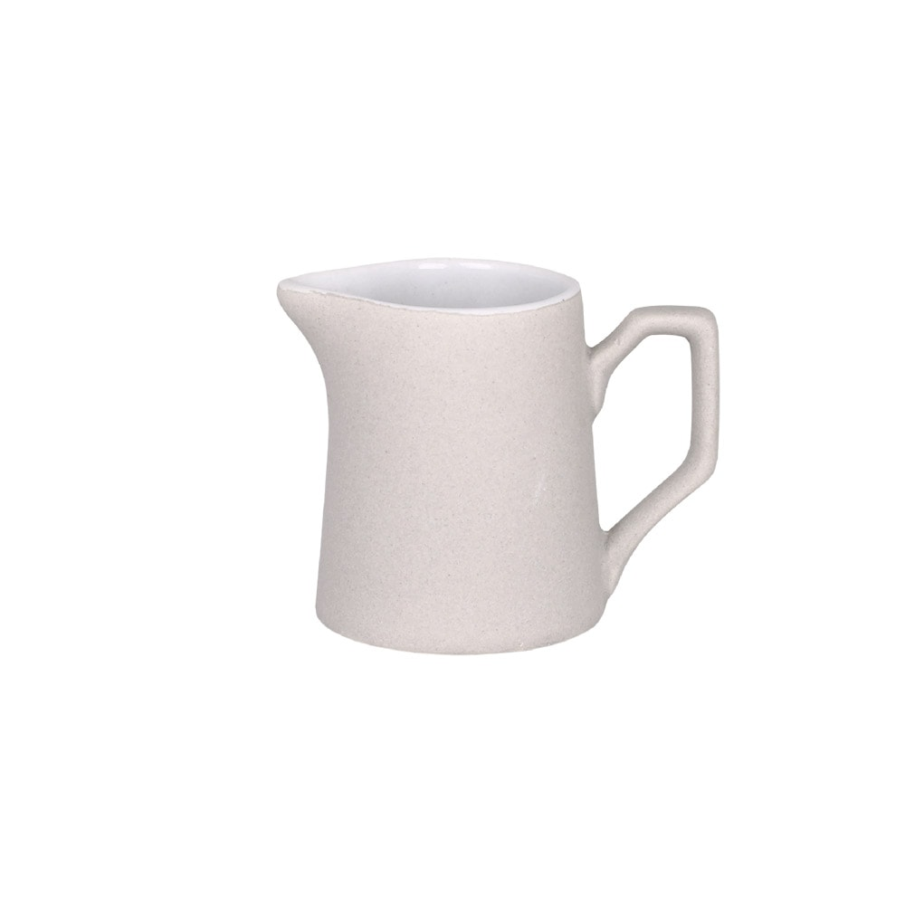 Milk Jug Einar White