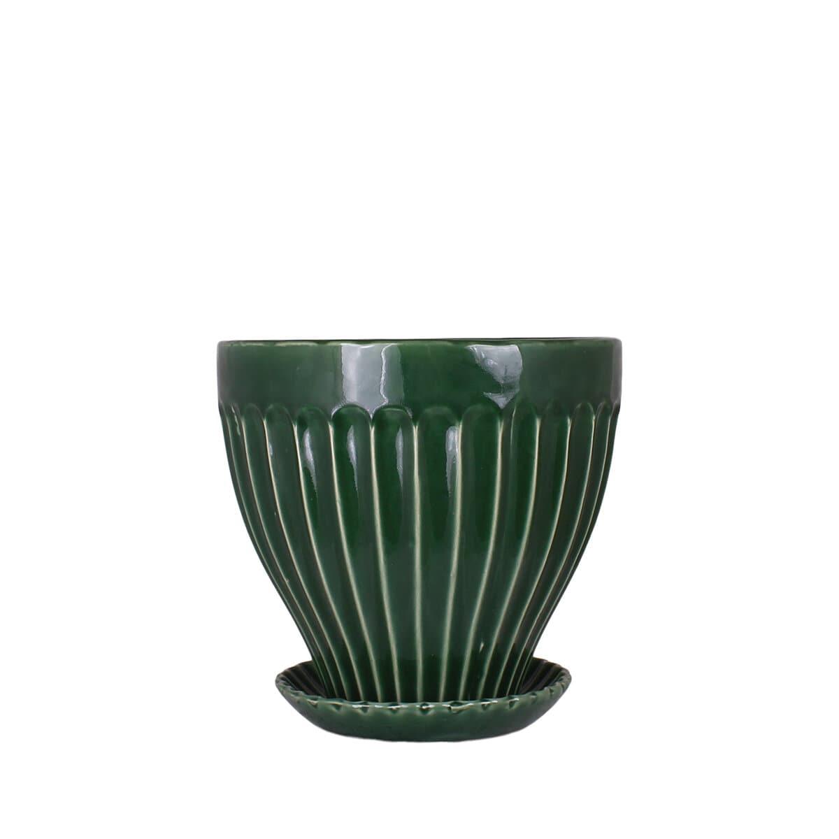 Pot Anna 21 cm Green