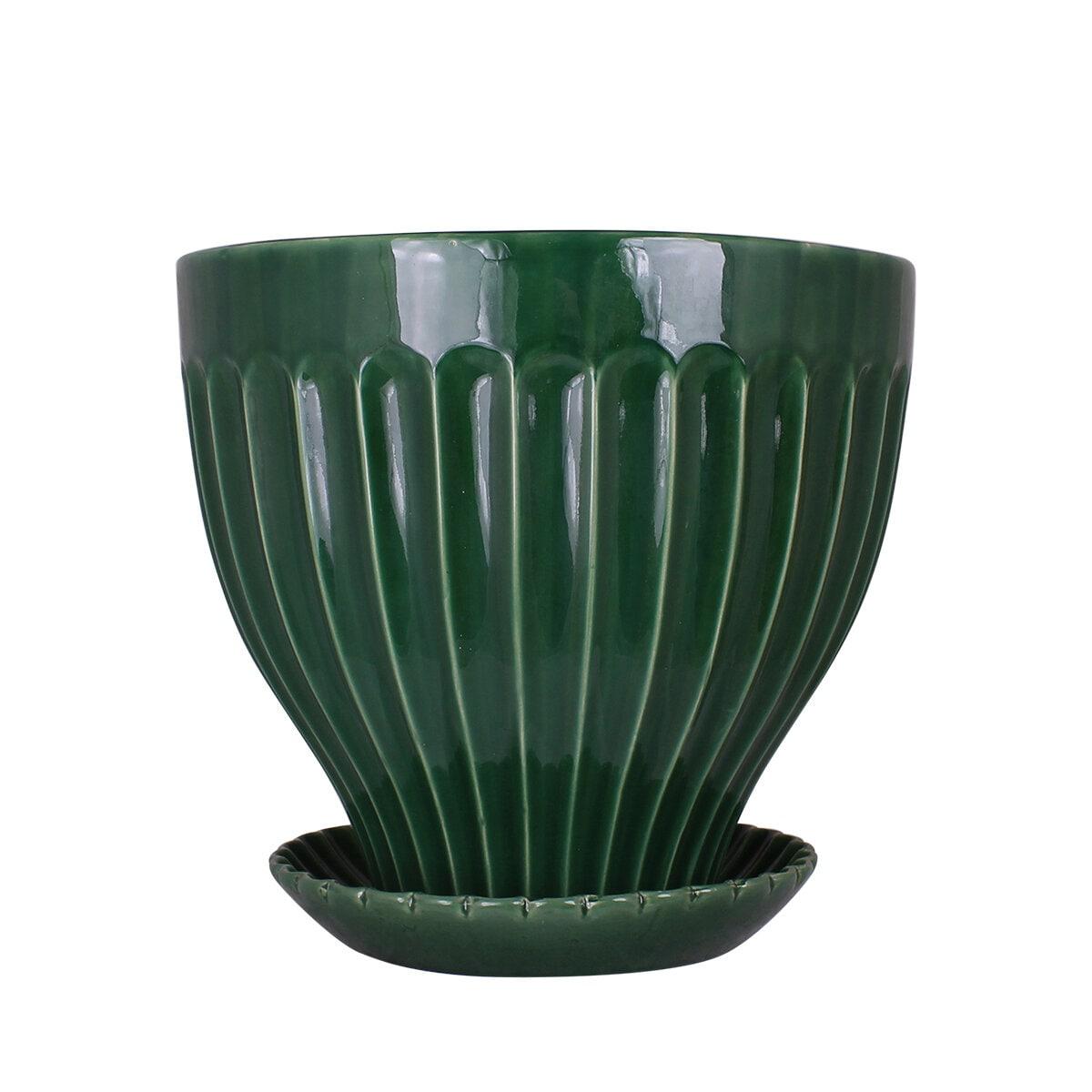 Pot Anna 30 cm Green