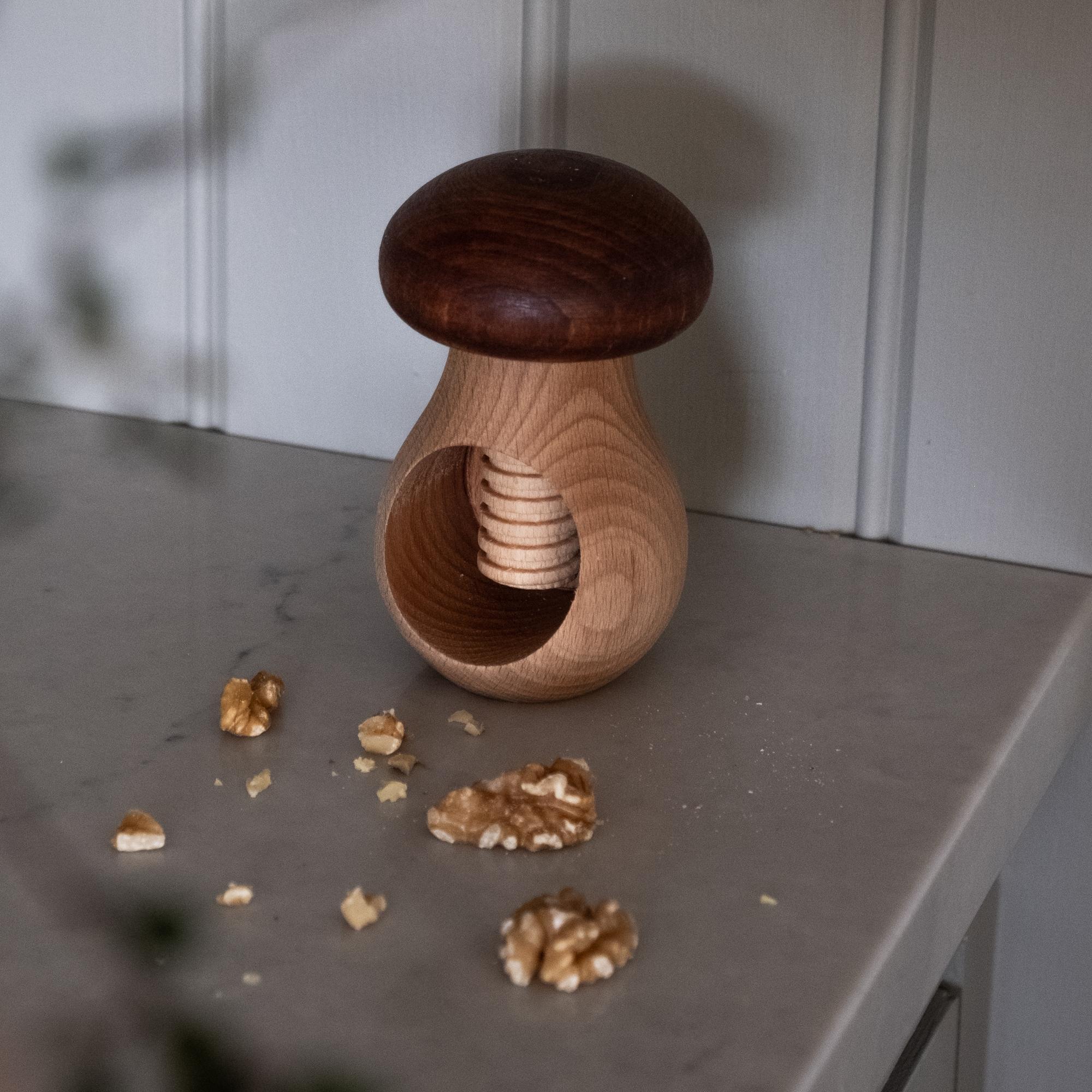Nutcracker Mushroom