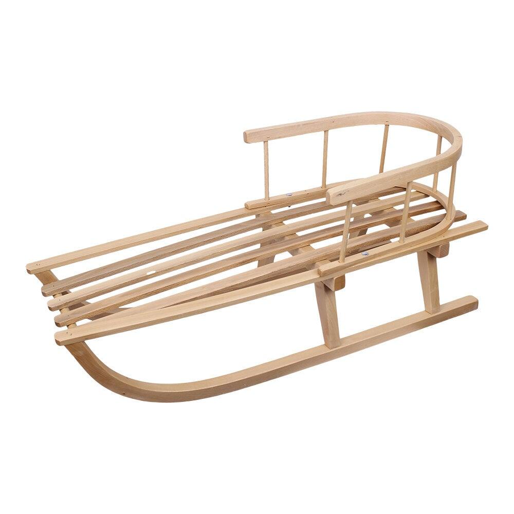 Sledge in Wood
