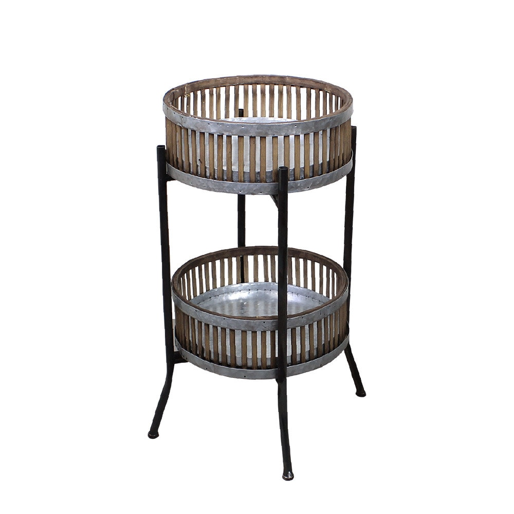 Baskets w. Stand Ida Small