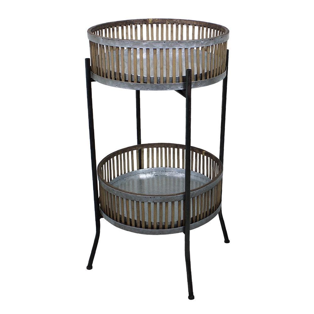 Baskets w. Stand Ida Large