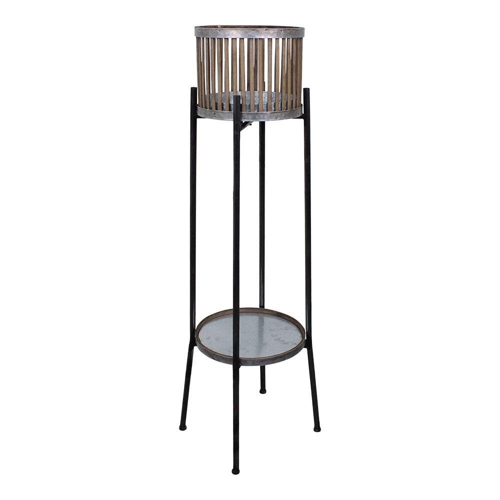 Pedestal w. Basket Ida