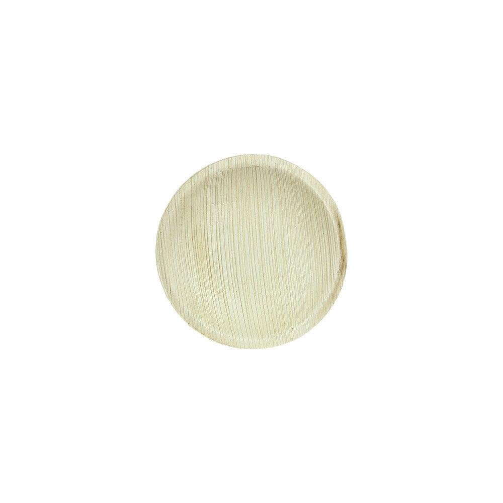 Small Plate Areca Leaf 6-pack
