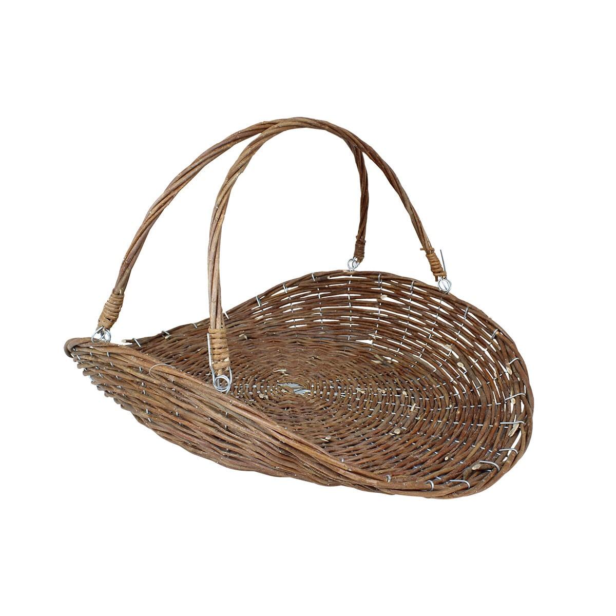 Harvest Basket Iris Willow
