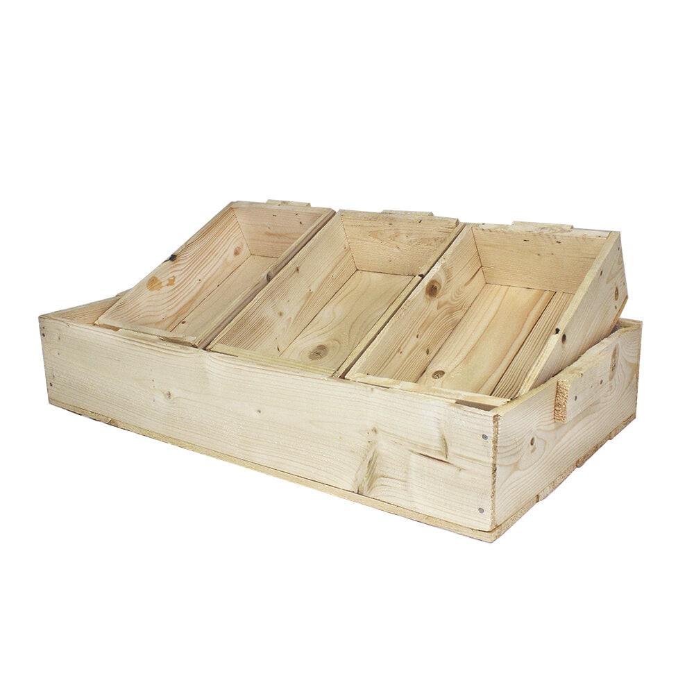 Wooden Olof Box S/4