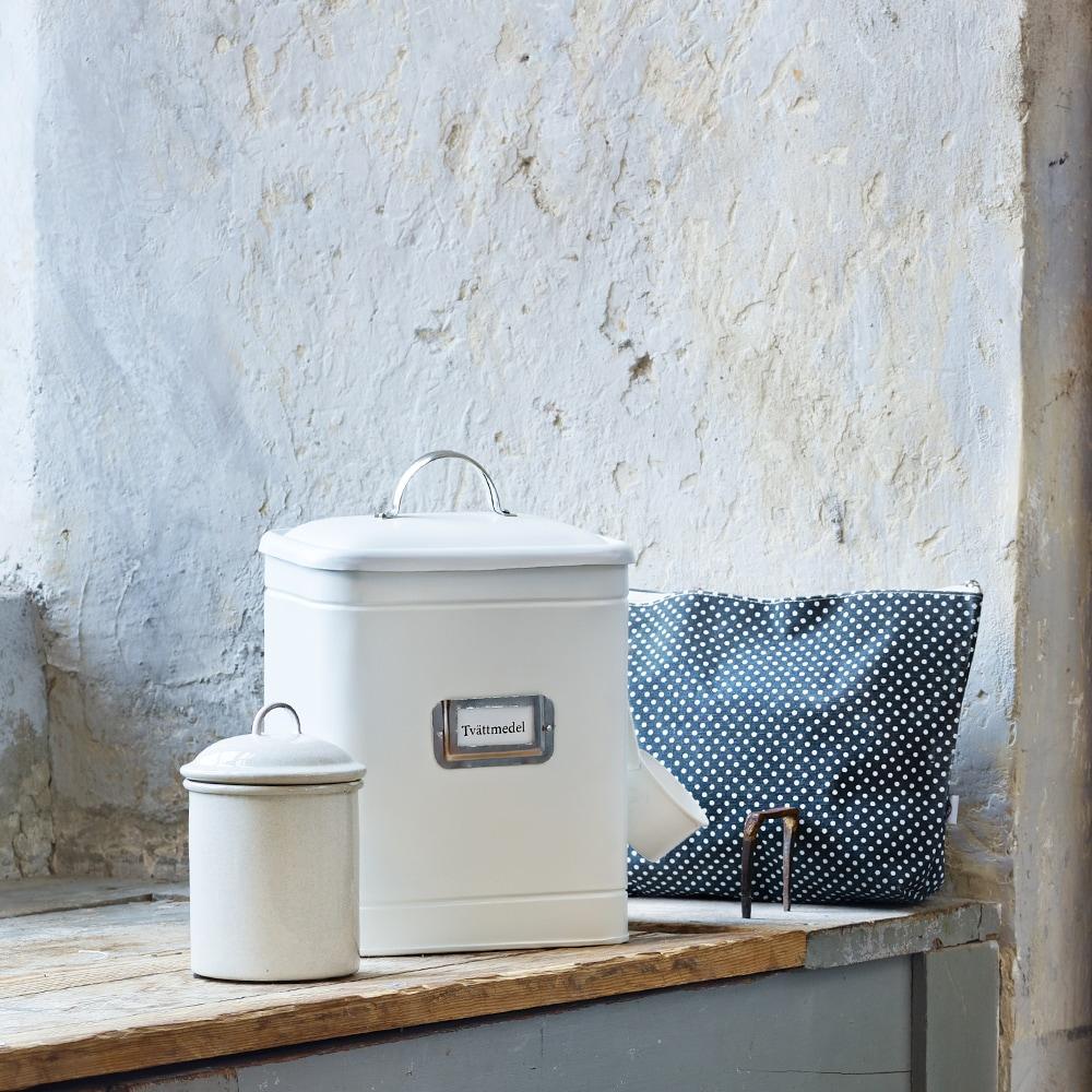 Toilet Bag Dot Blue Large