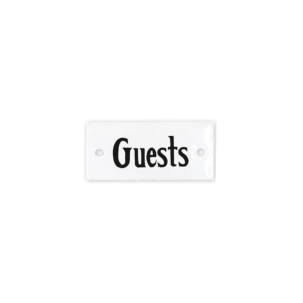 Sign Guests