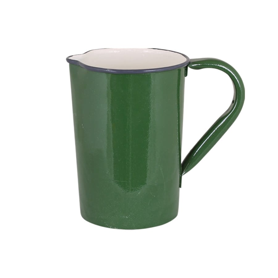 Jug Olle Dark Green Small