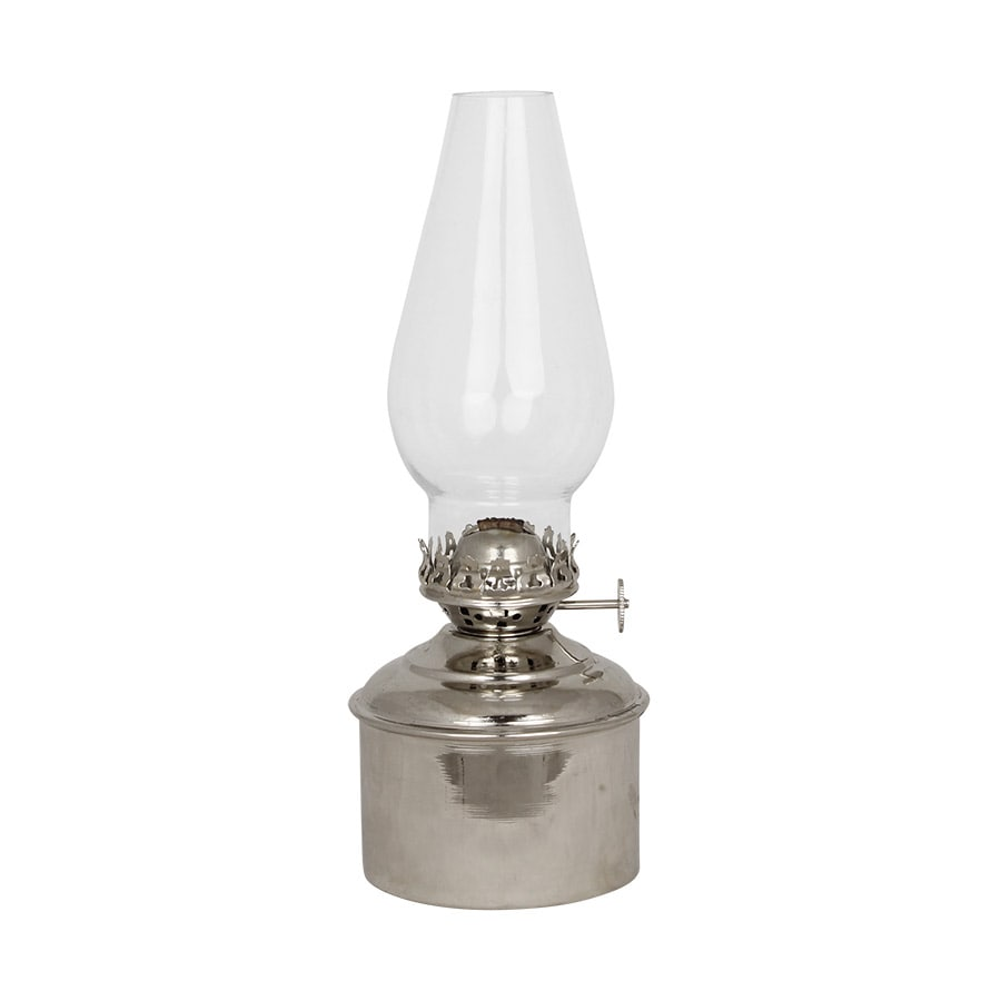 Kerosene Lamp Haga Nickel