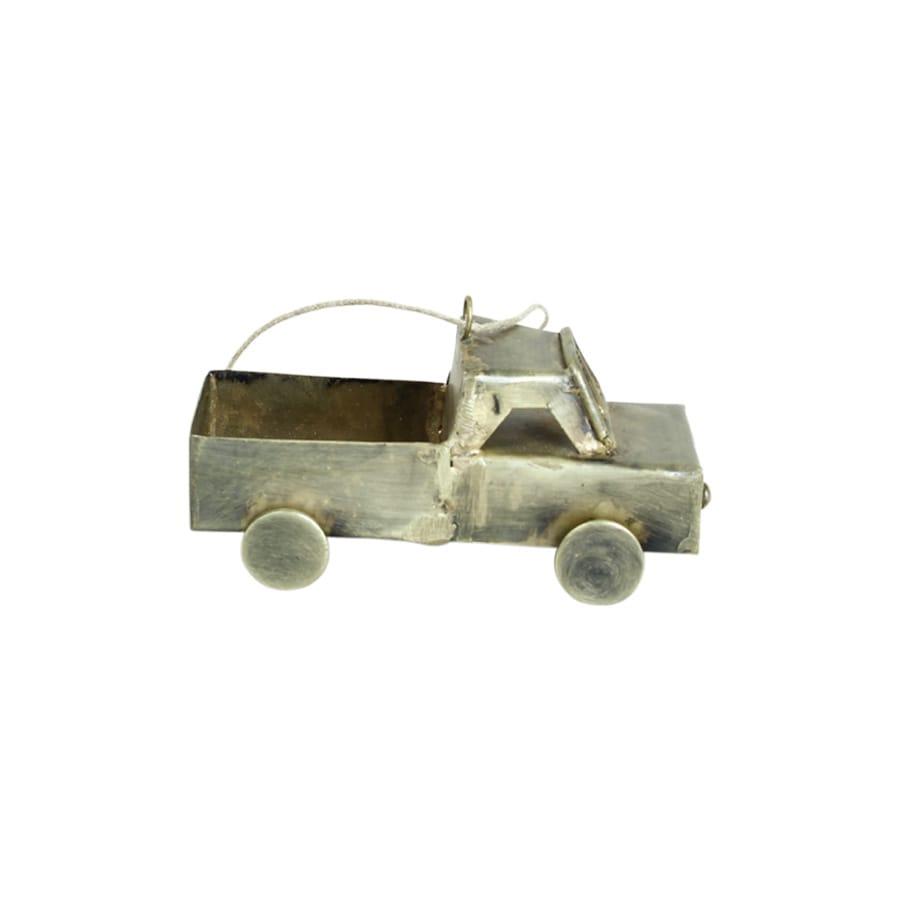 Decorative Car Antique Brass