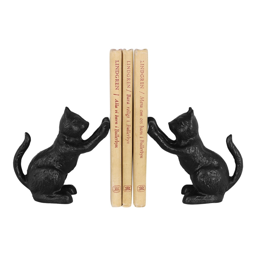 Book End Cats S/2