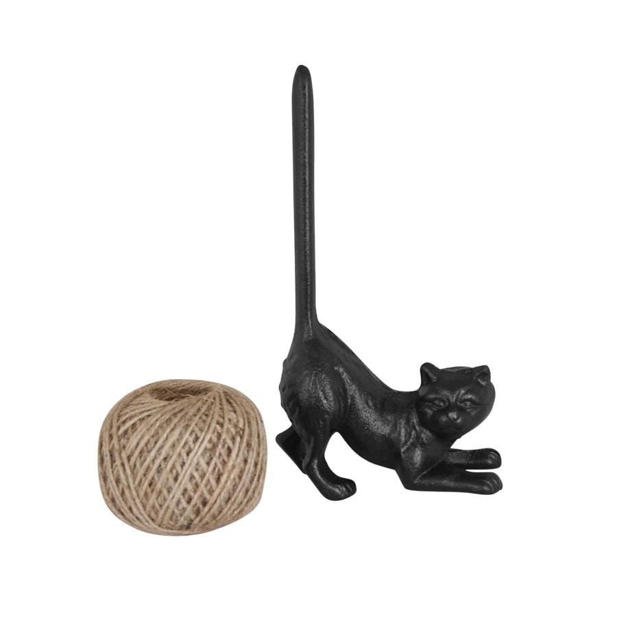 Twine Holder Cat Iron
