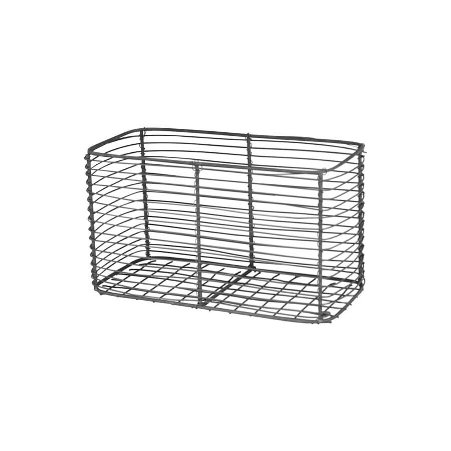 Small Wire Basket Zink