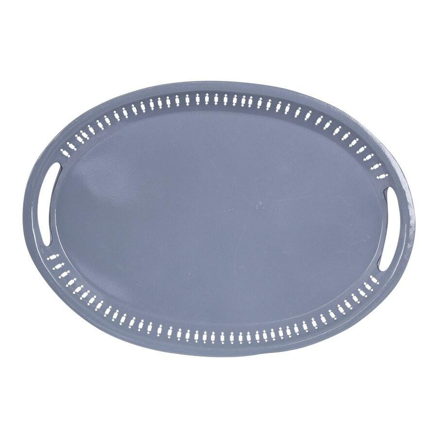 Tray Allan Blue Medium