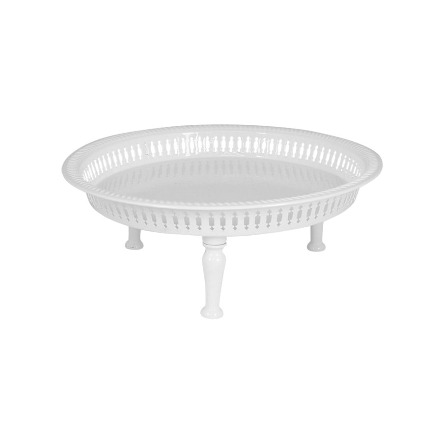 Tray Erling White Small