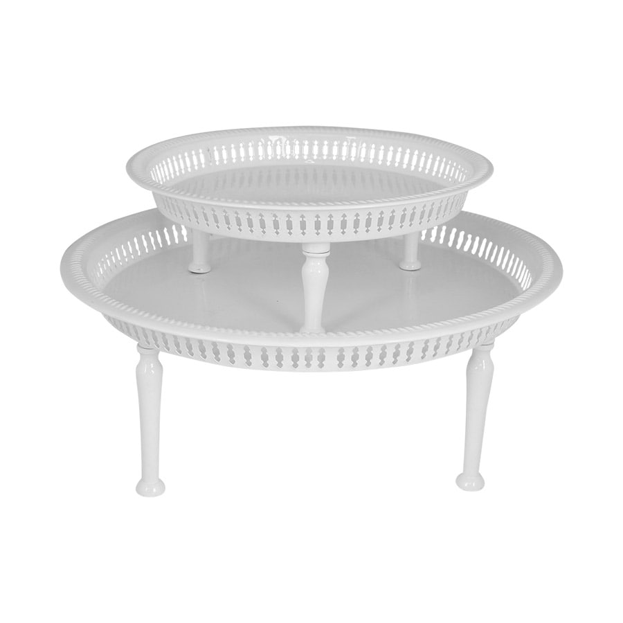 Tray Erling White Large