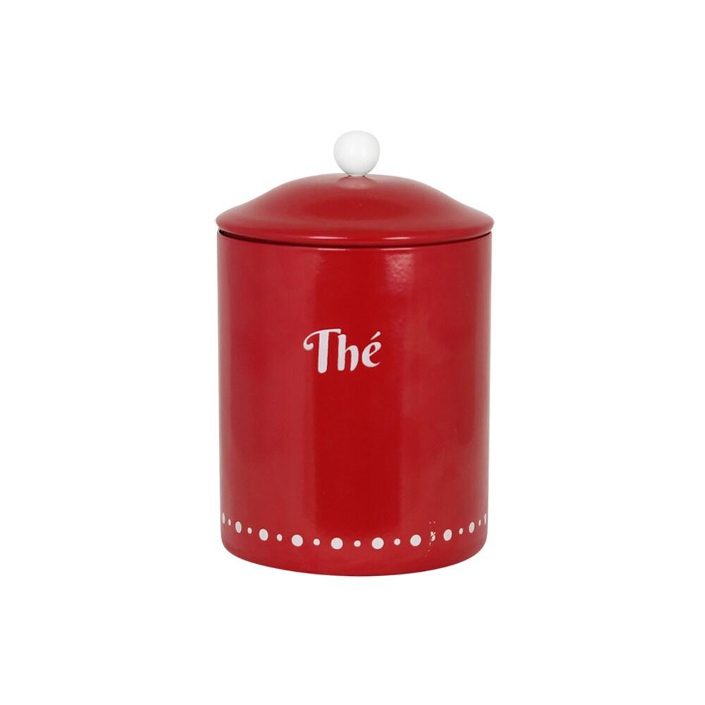 Tin Gladys Thé Red