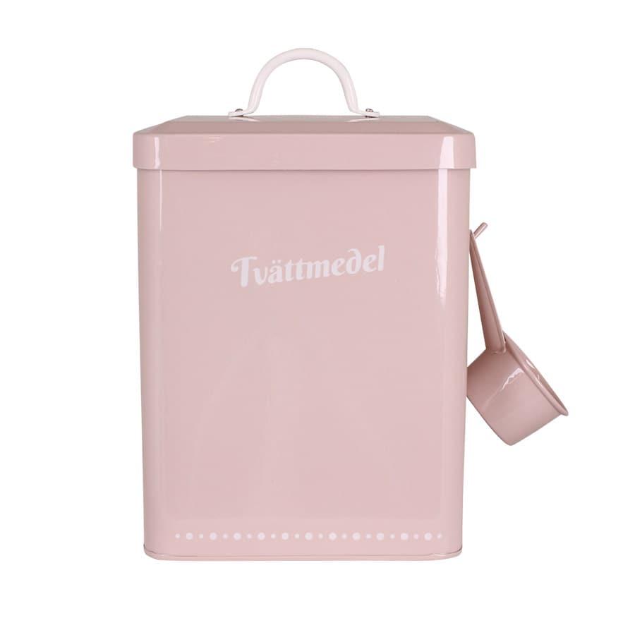Tin Gladys Tvättmedel Pink