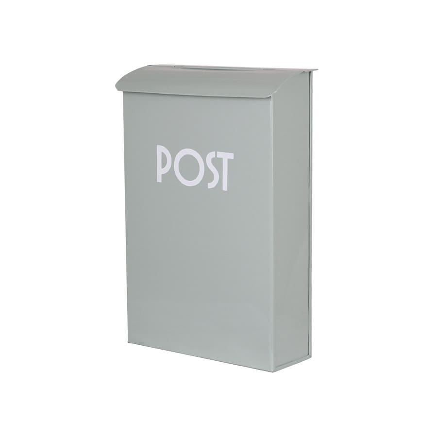 Post Box Green