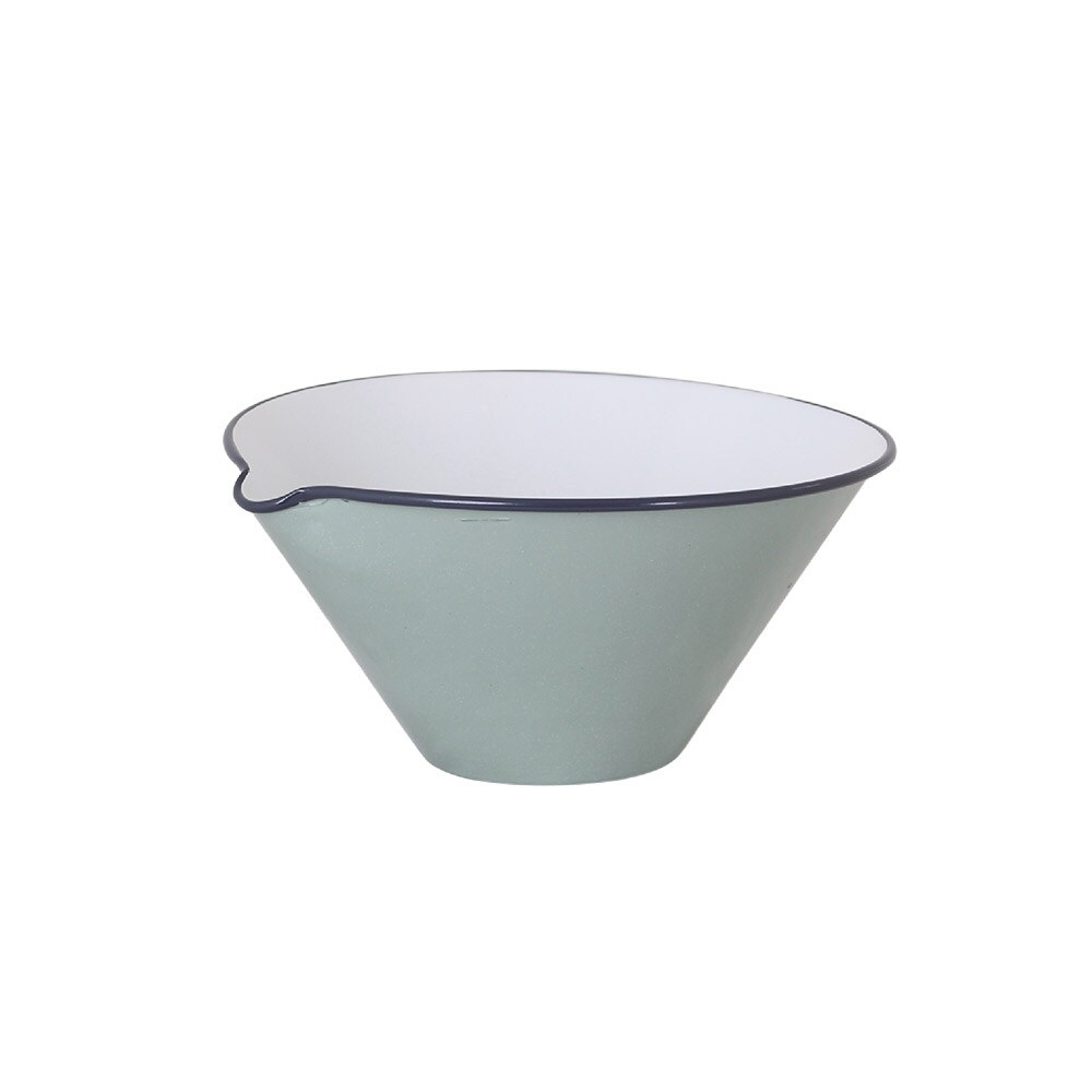 Bowl w. Lip Olle Light Green Small