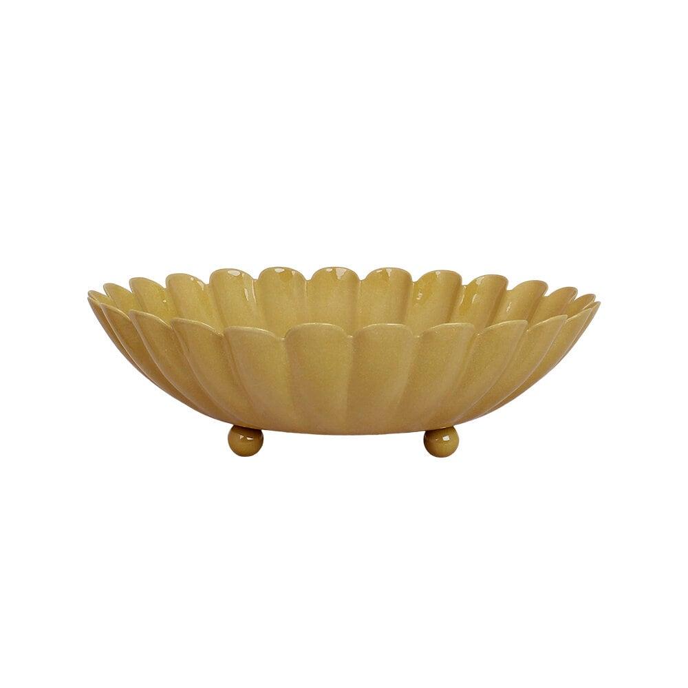 Bowl Ingrid Yellow Large