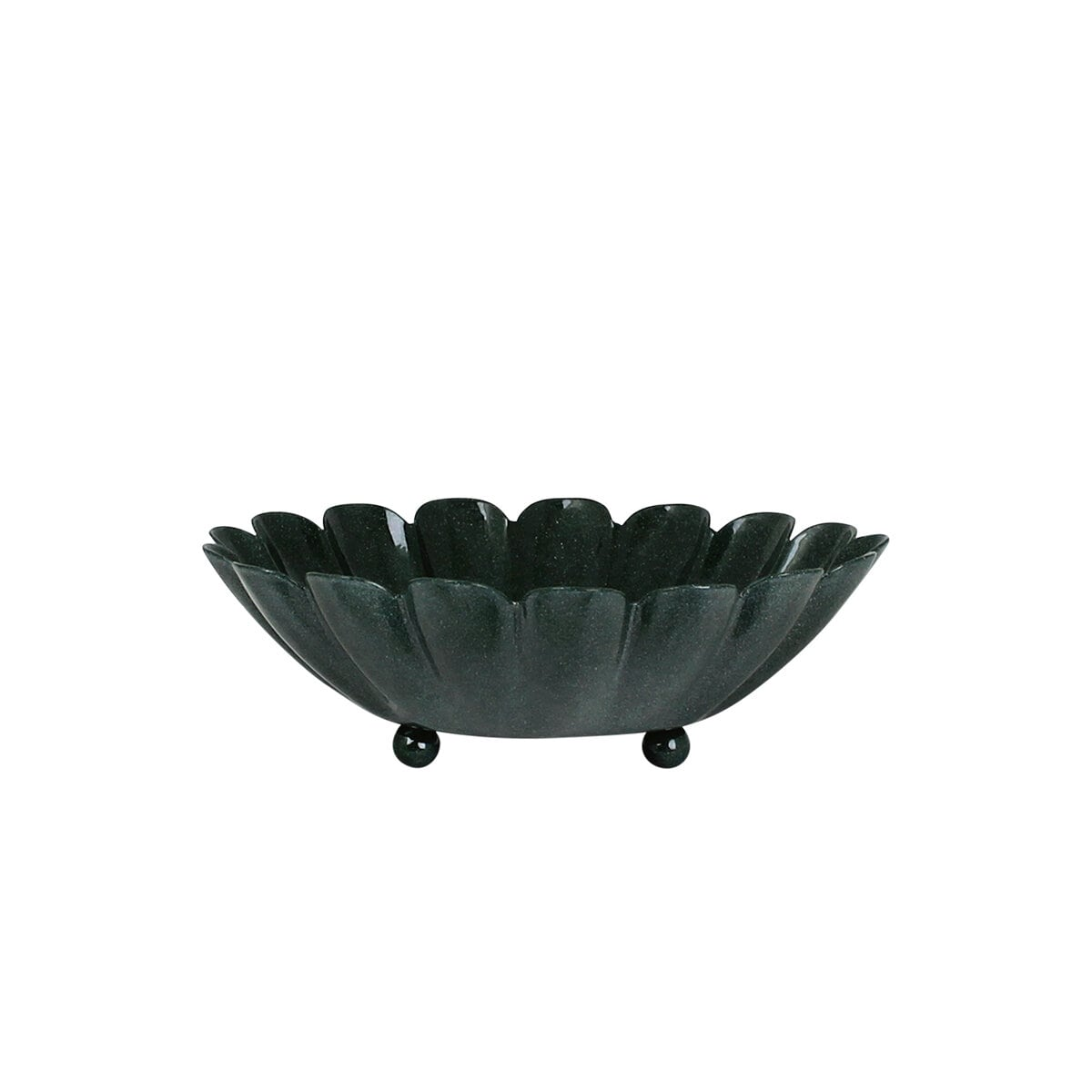 Bowl Ingrid Dark Green Small