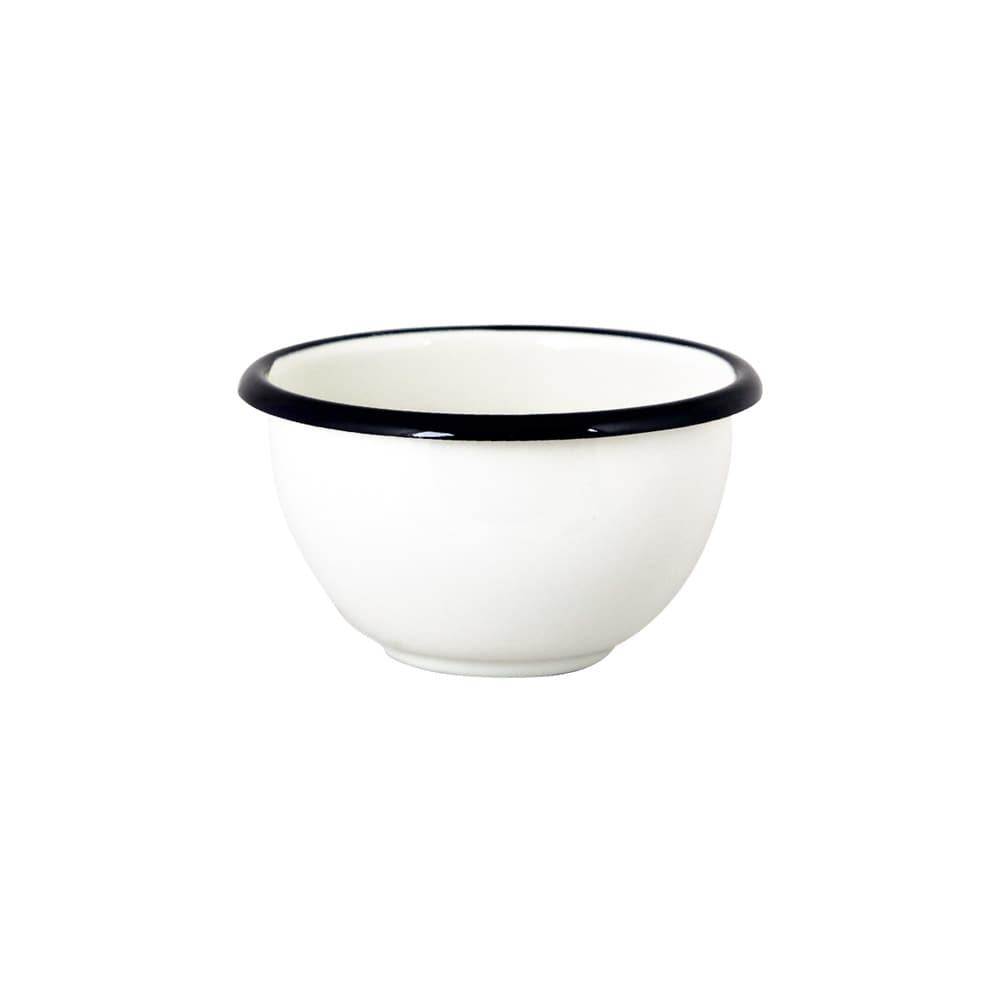 Bowl Emil´s Enamel Mini Offwhite