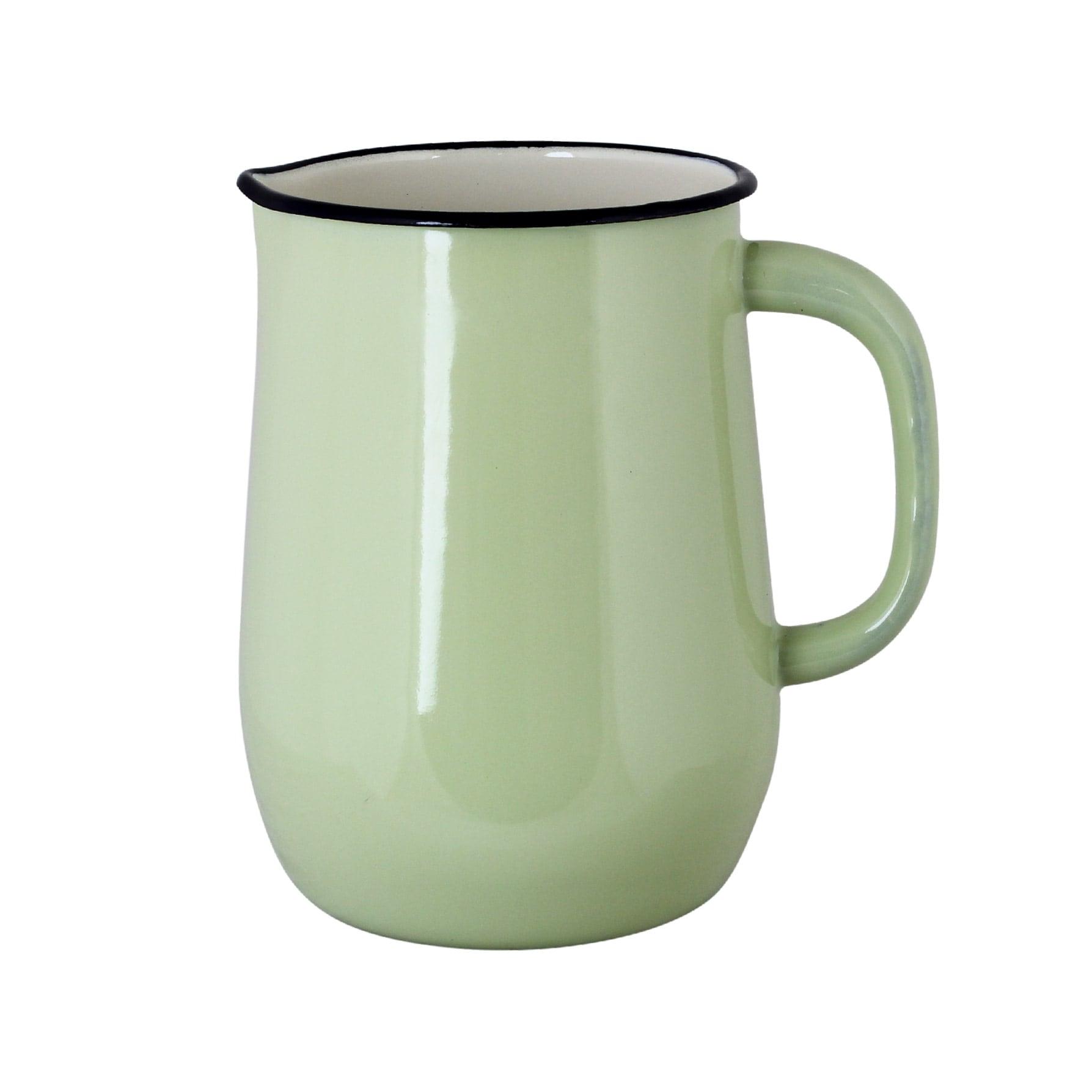 Jug Emil´s Enamel Green