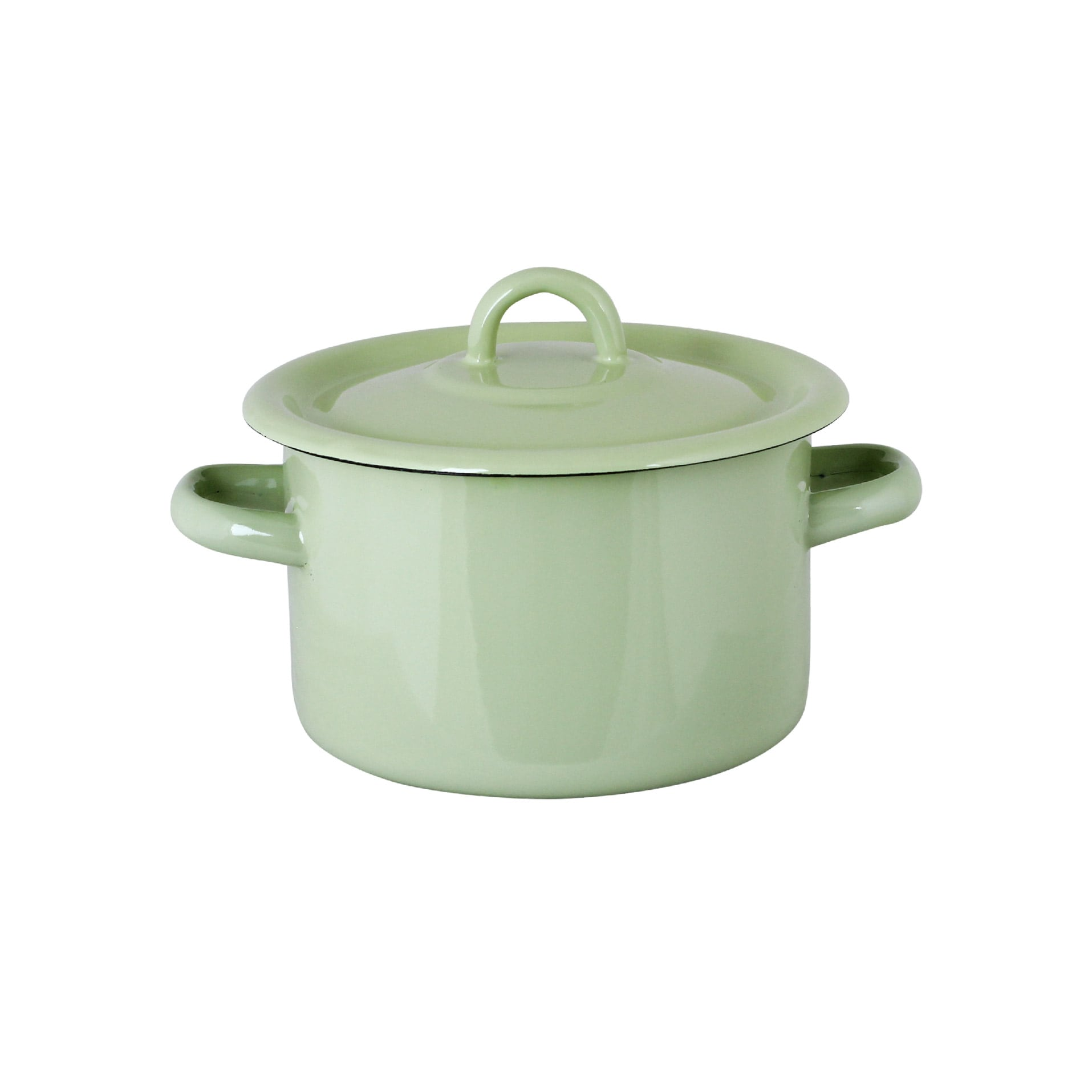 Pot Emil´s Enamel 2L Green