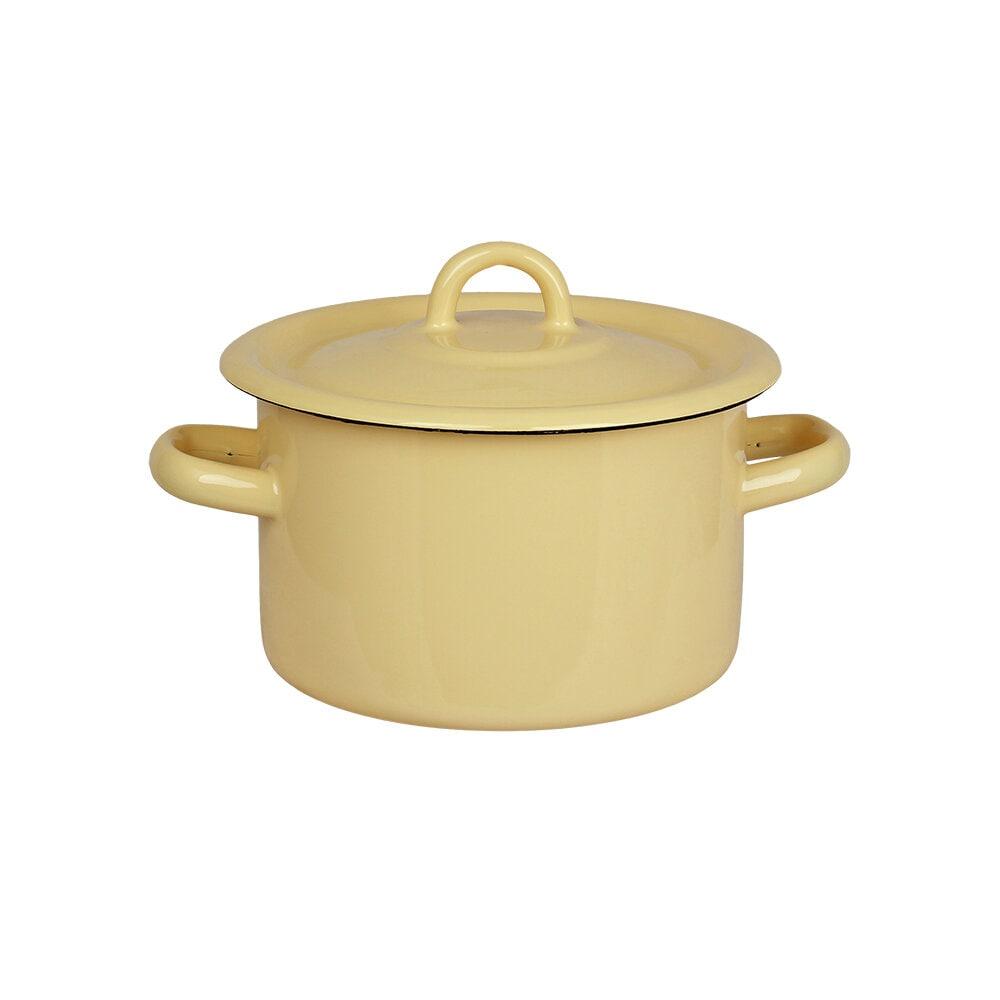Pot Emil´s Enamel 2L Yellow