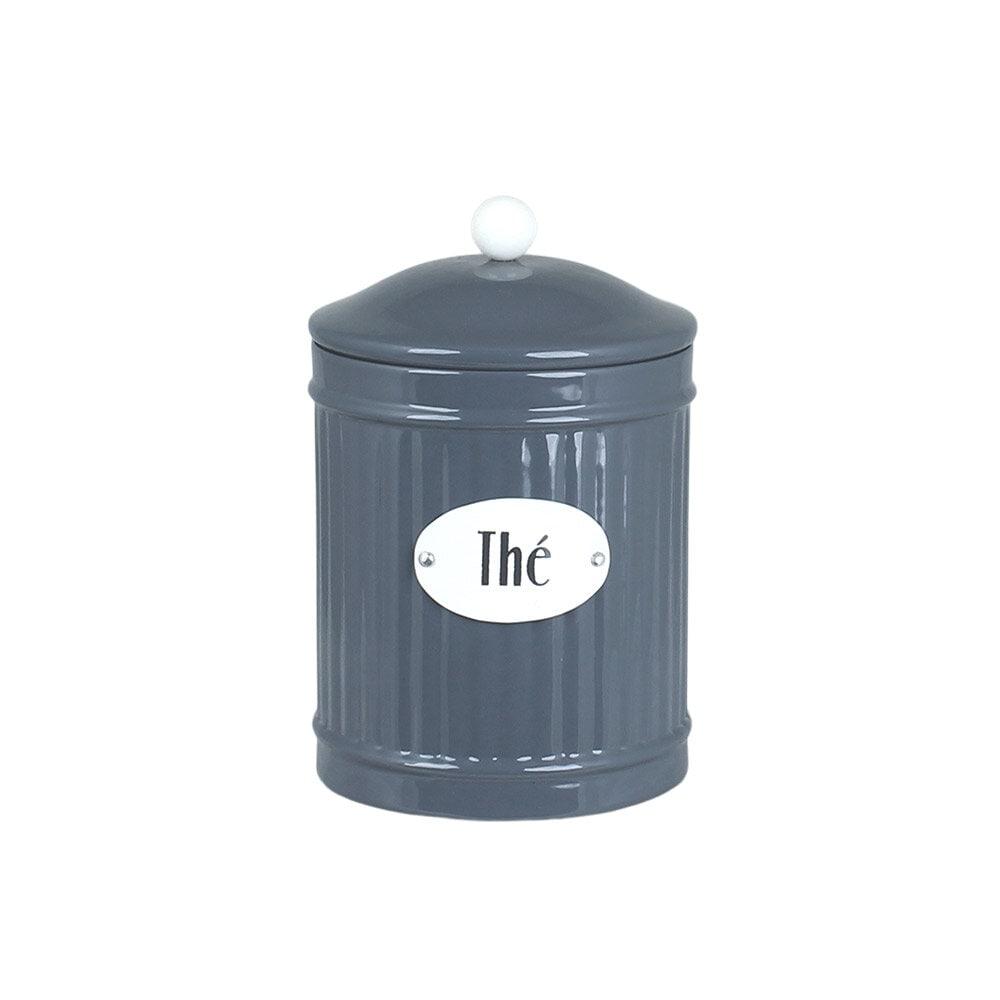 Tin Hugo Thé Blue