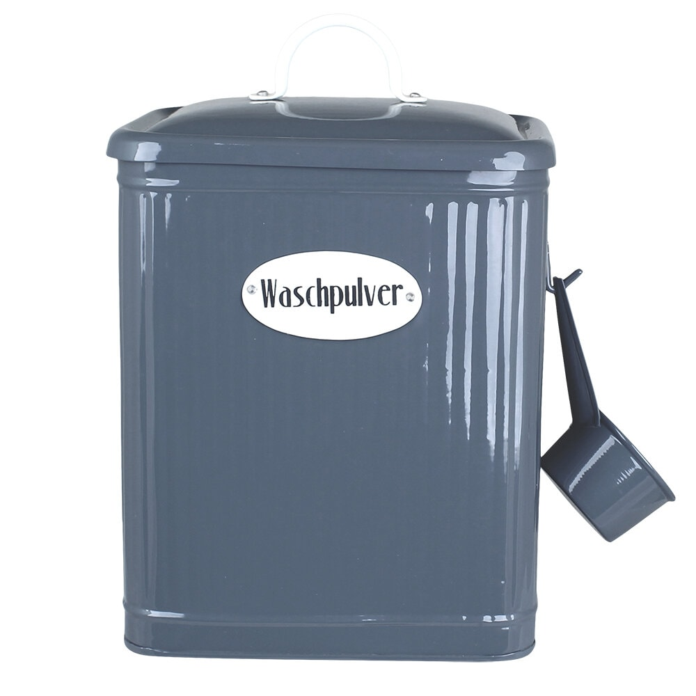Tin Hugo Waschpulver Blue