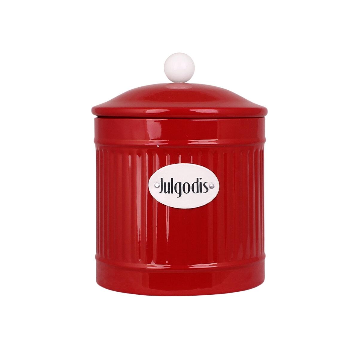 Tin Hugo Julgodis Red