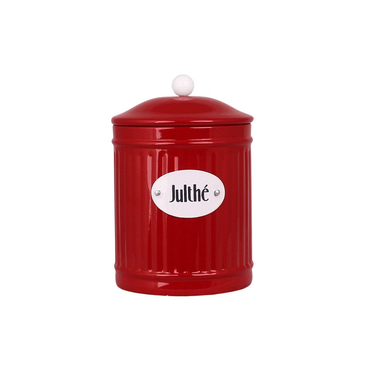 Tin Hugo Julthé Red