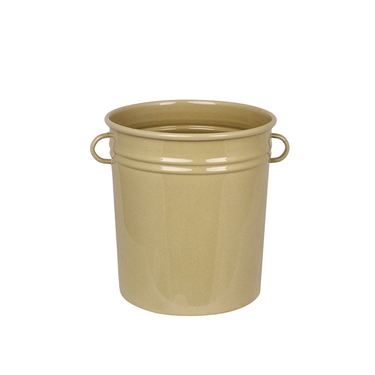 Utensil Tin Ingrid Yellow